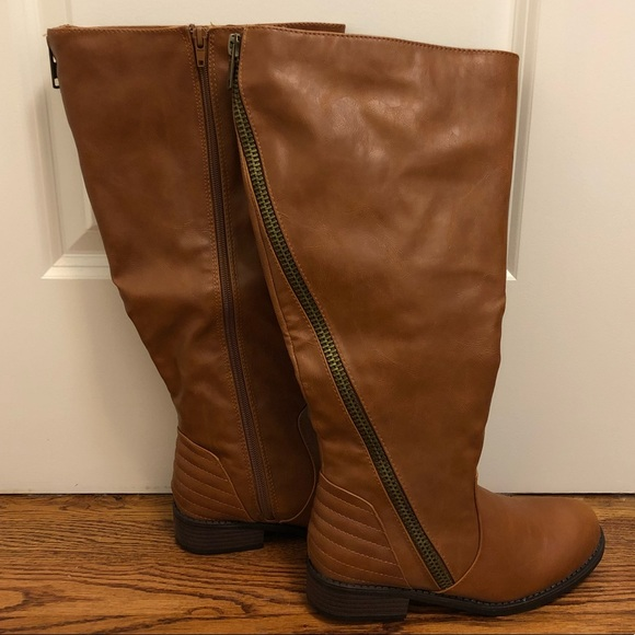 d709d23053b5 Journee Collection Shoes | Womens Wide Calf Boots | Poshmark